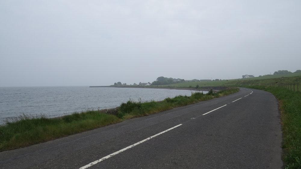 A718 Coastal Road