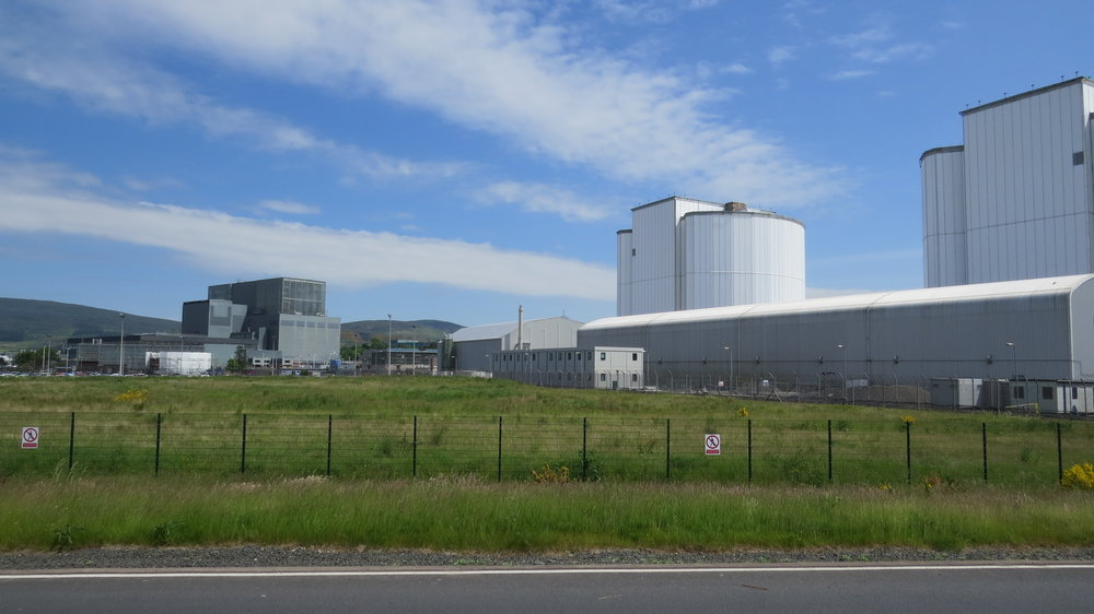 Hunterston Nuclear Generating Station