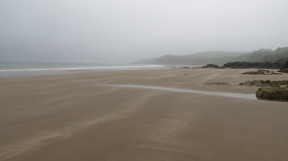 Murky Killantringan Bay