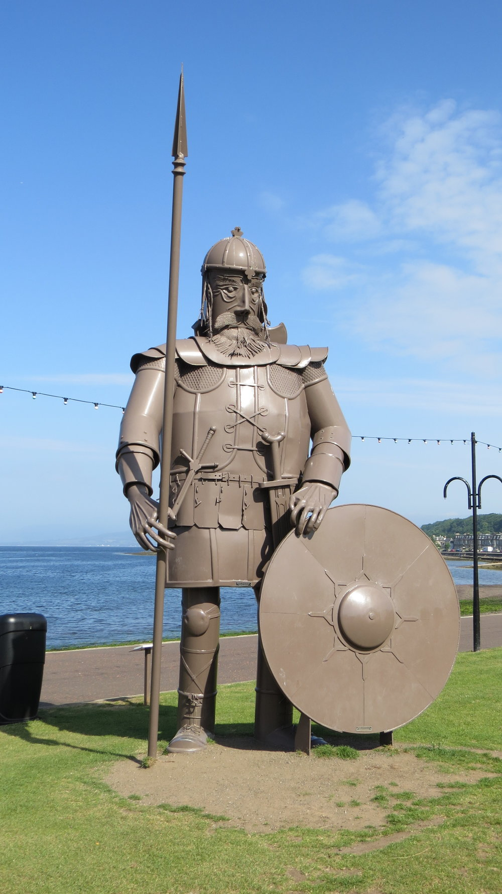 Viking Statue, Largs