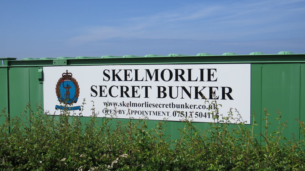 Not so Secret Bunker