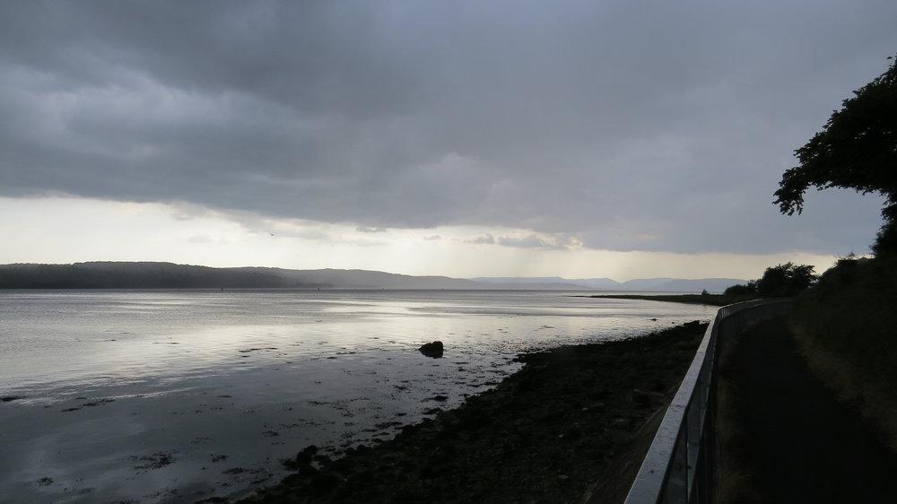 Dark Clouds Dumbarton