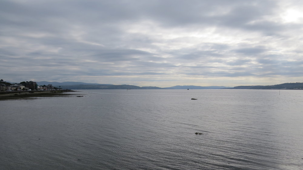 Overcast View from Dunoon
