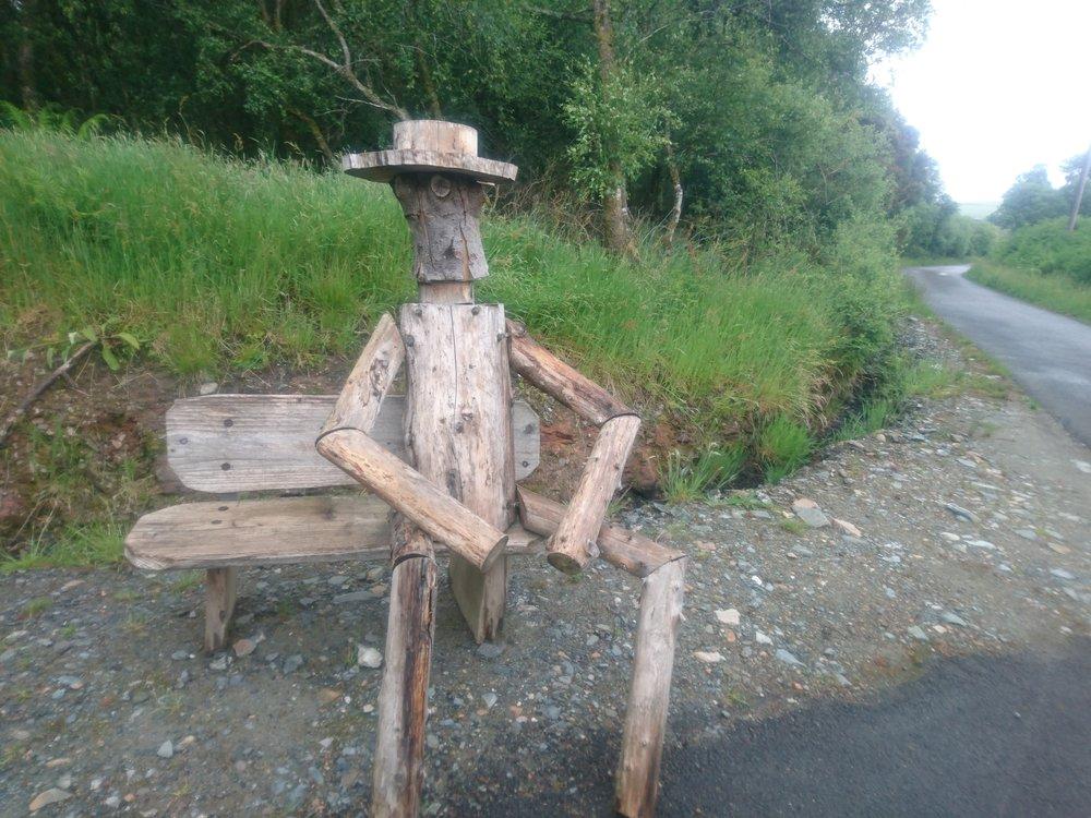Log Man
