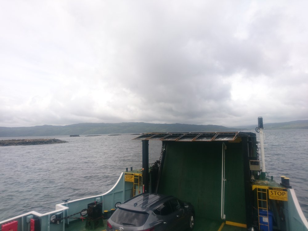 Portavadie to Tarbet Ferry