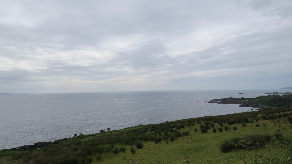 Kilbrannan Sound
