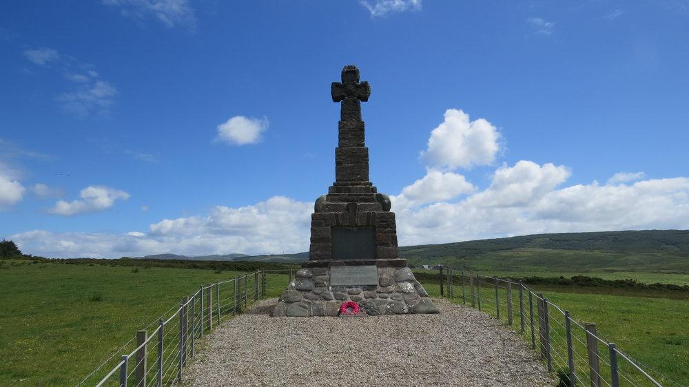War Memorial Glenbarr