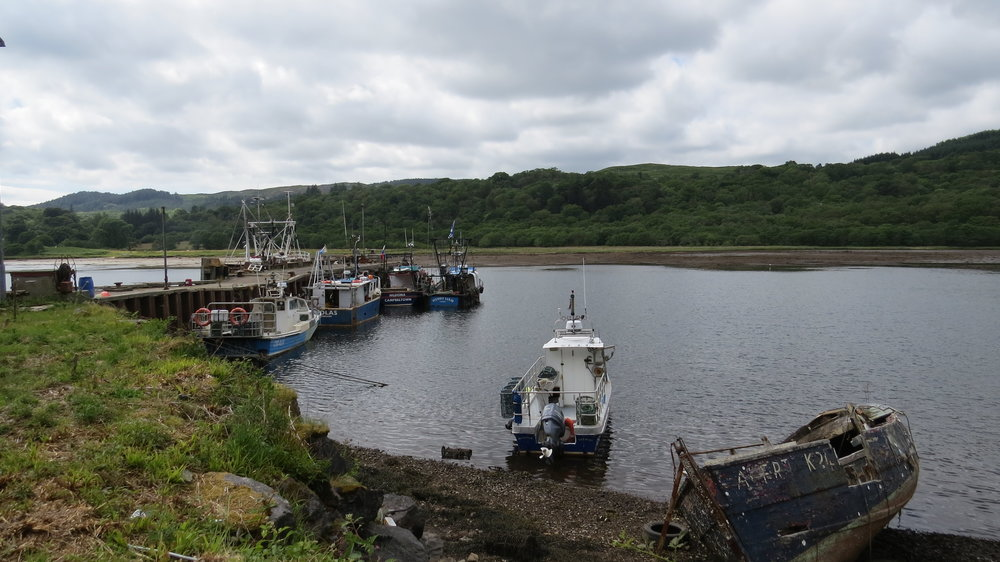 West Tarbert Quay