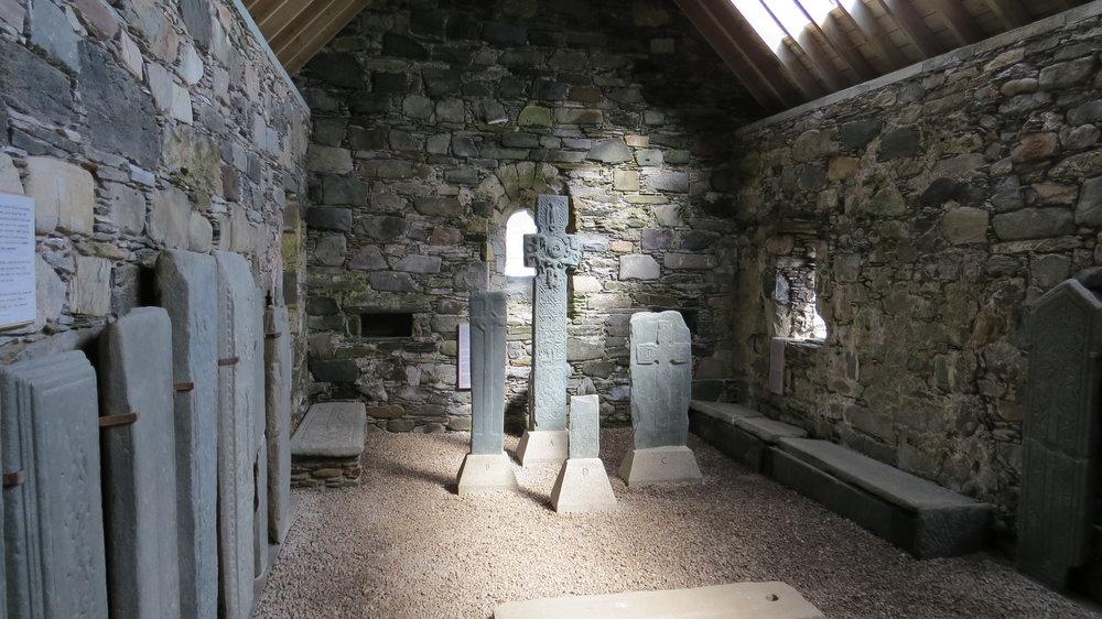 Keill's Chapel Inside