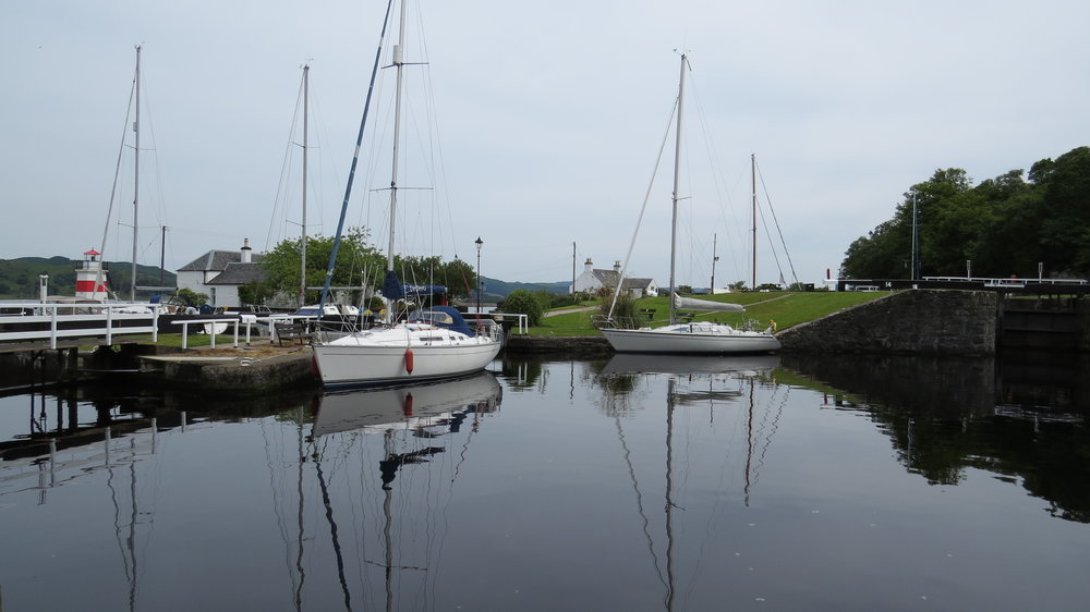 Crinan Locks