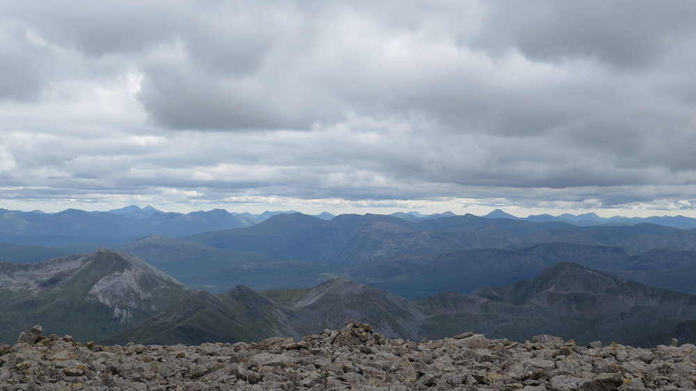 View from Ben Nevis I