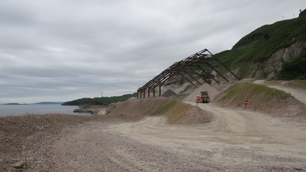 Glensanda Quarry I