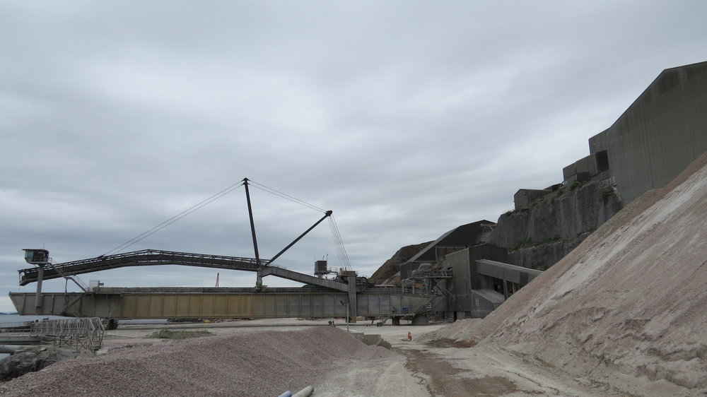 Glensanda Quarry II