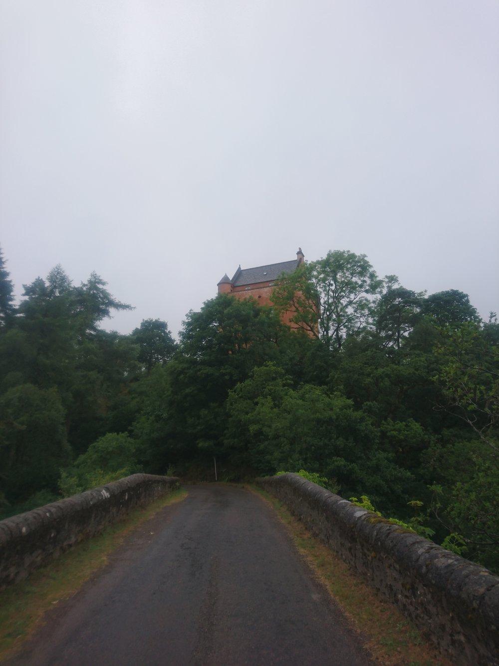 Kiclochaline Castle