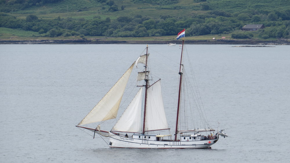 Old Dutch Yacht