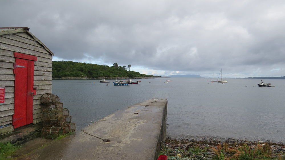 Glenuig Jetty