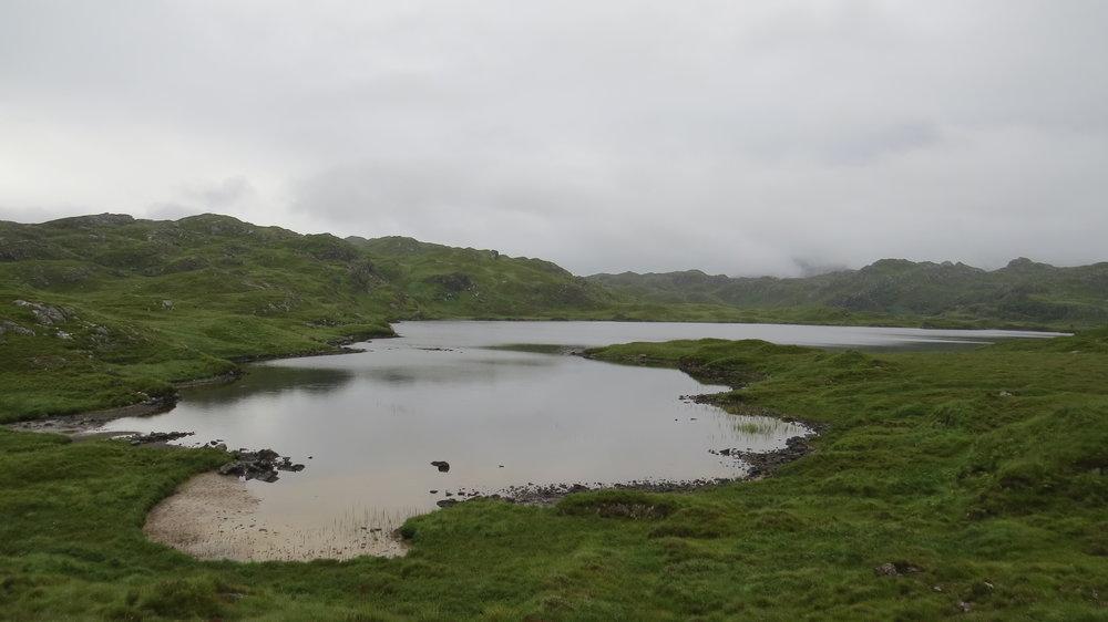 Loch Doire a Gherrain