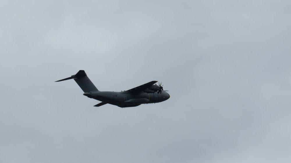 Hercules Flyover