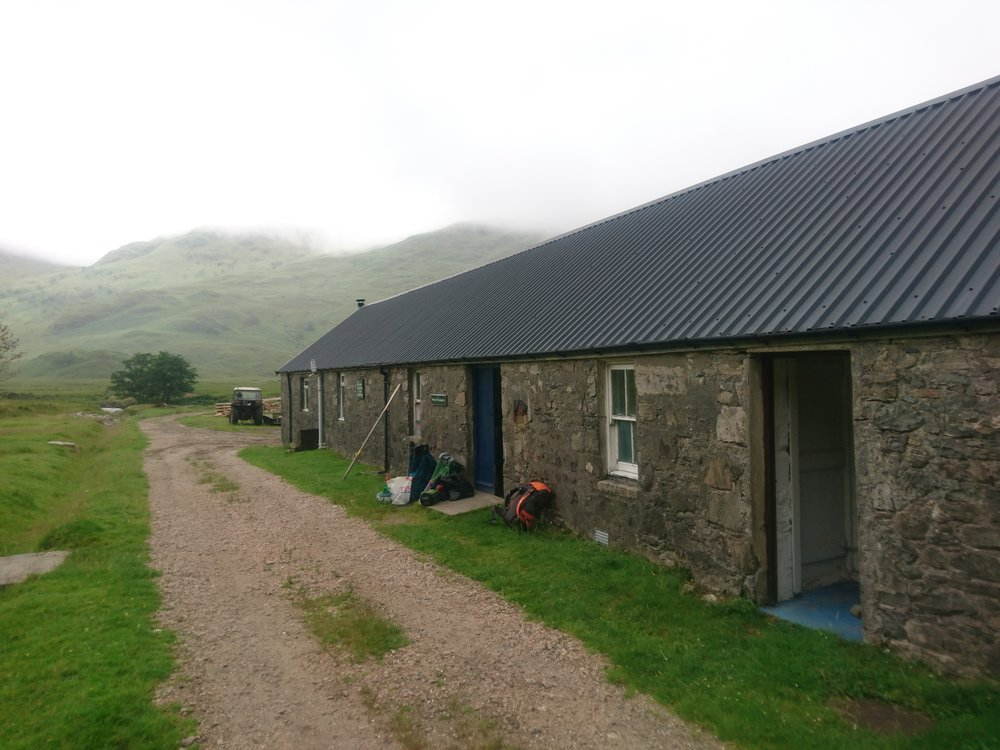 Barisdale Bothy