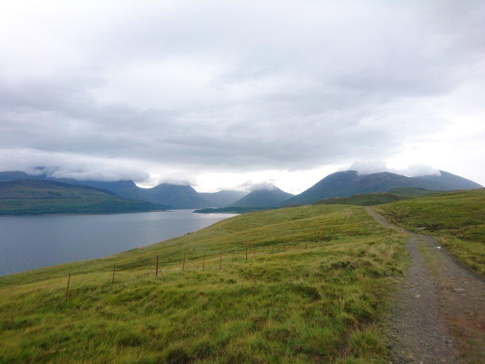 Cloud Capped Hills