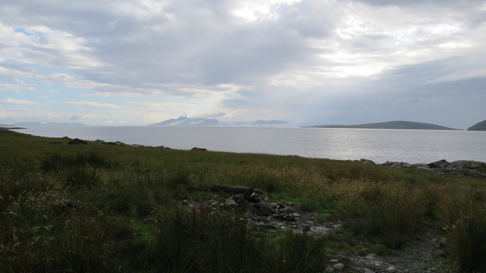 View from Bothy