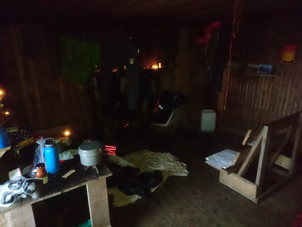 Bothy Interior