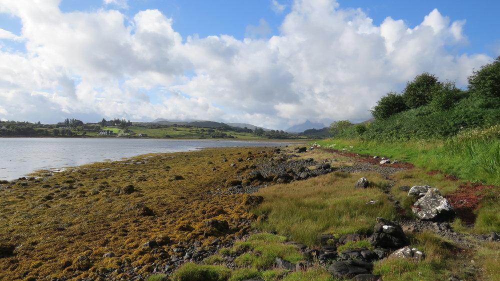 Loch Portree Foreshore