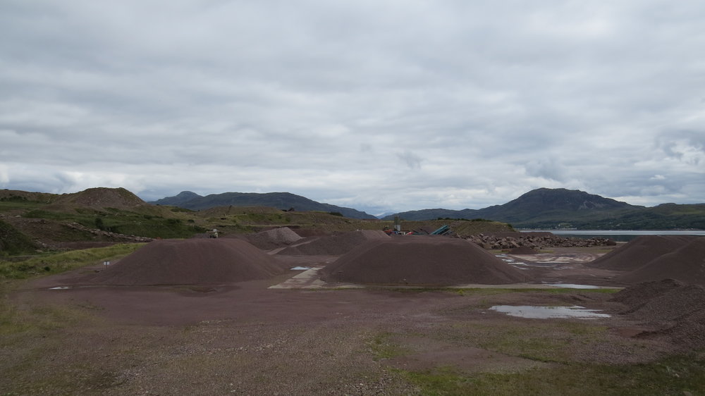 Looking back at Quarry