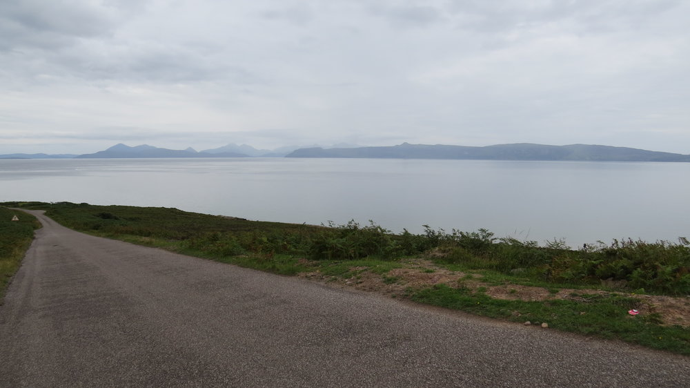 Beautiful Coast Road
