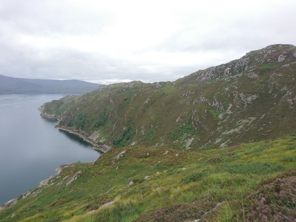 Route to Lower Diabaig