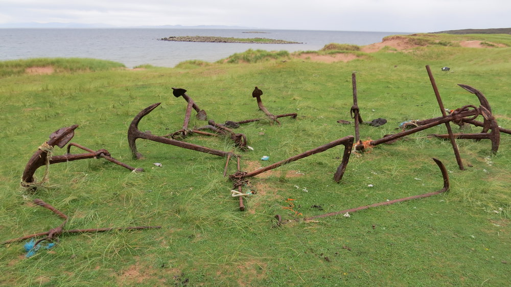 Anchor Graveyard