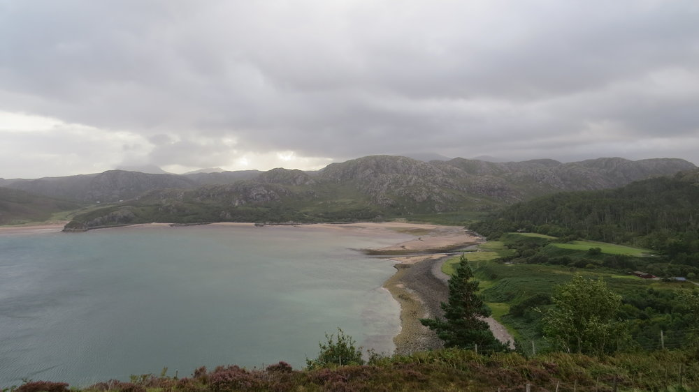 Little Gruinard Beach I