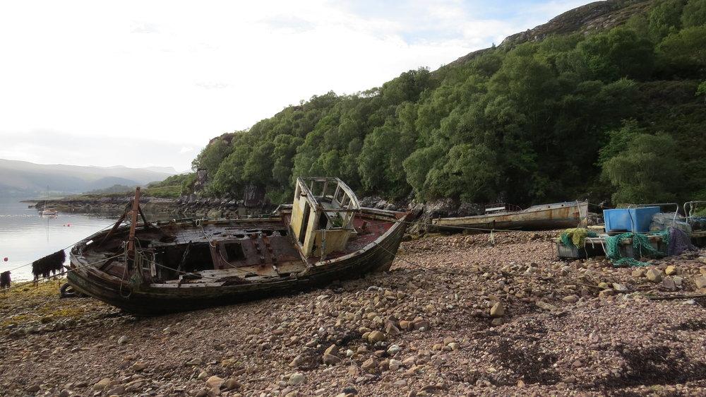 Ruined Hulls