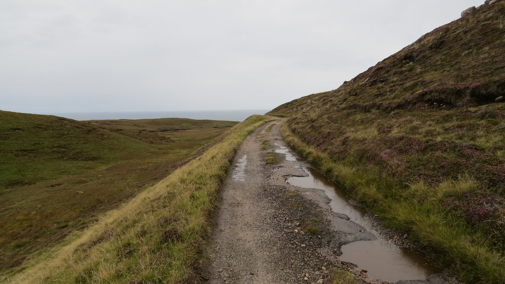 Track to Cape Wrath