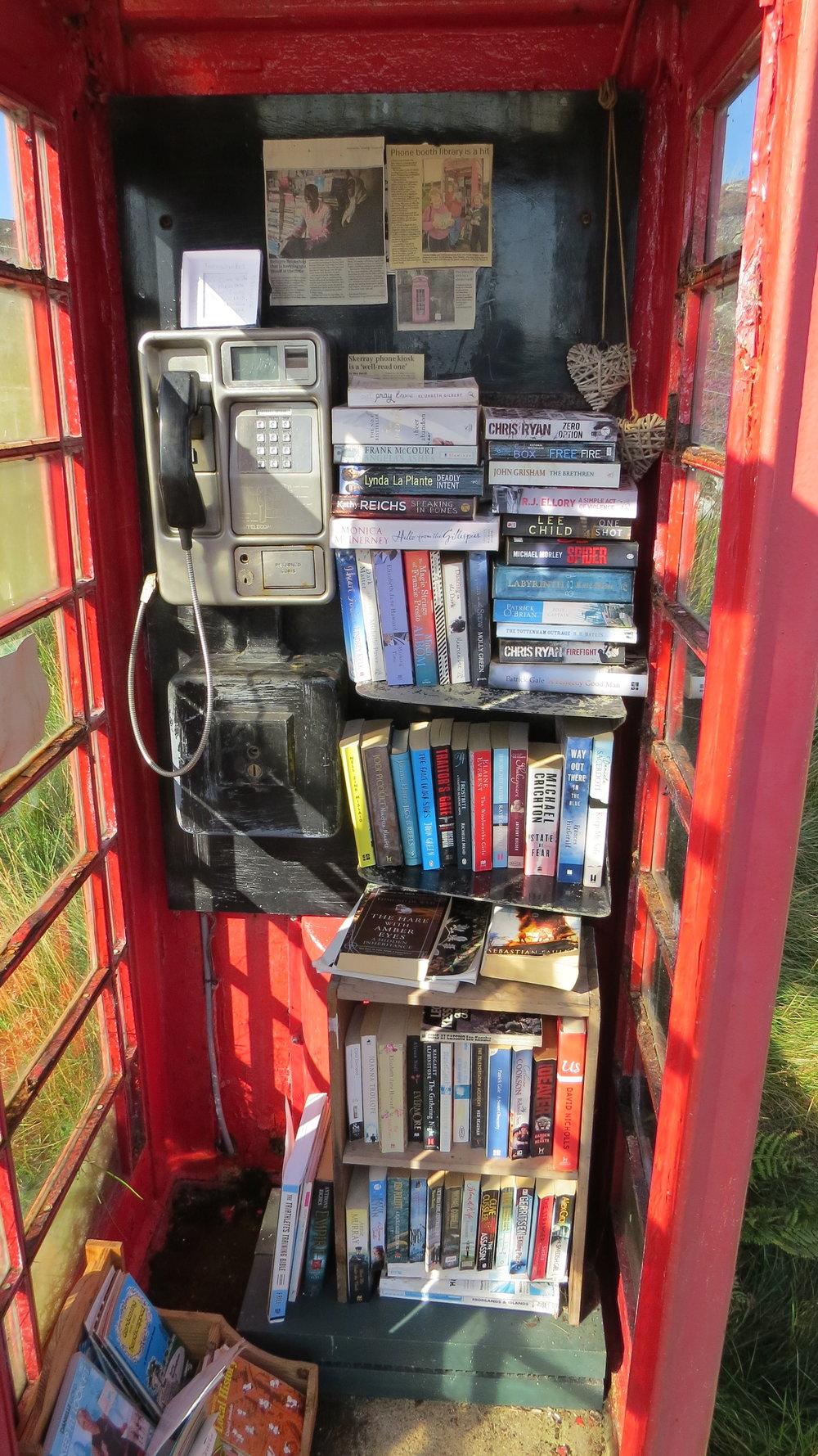 Library Phonebox