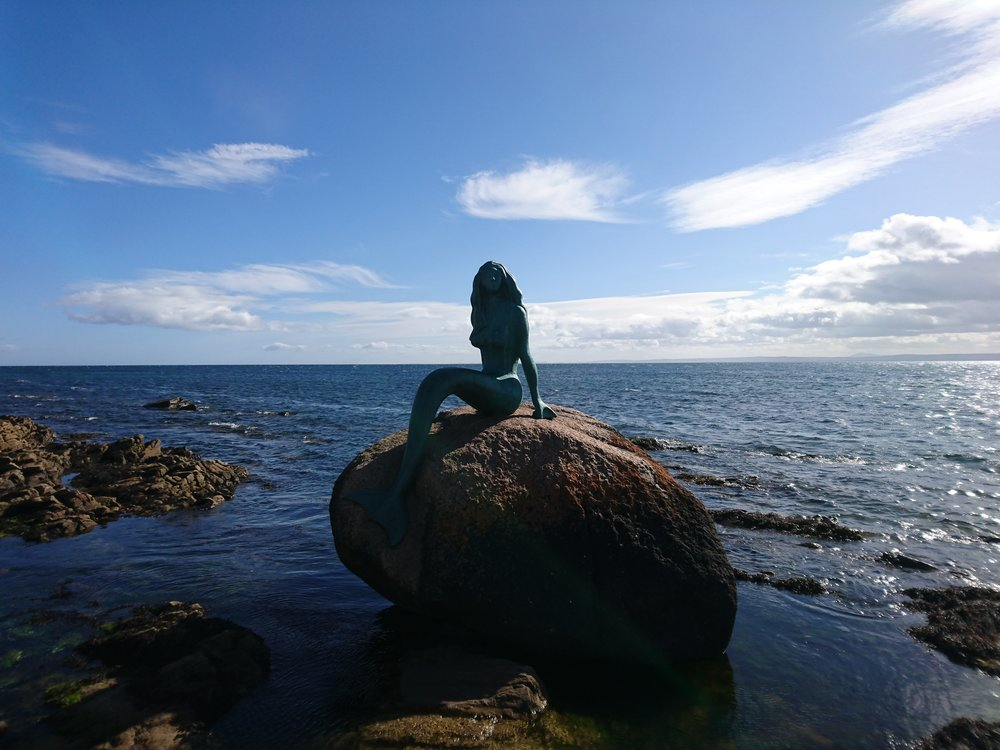 Mermaid of the North