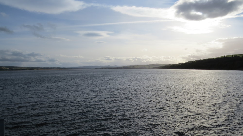View from Cromarty Bridge