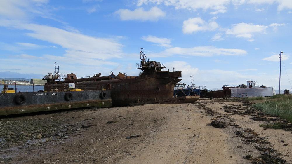 Balblair Ship Yard