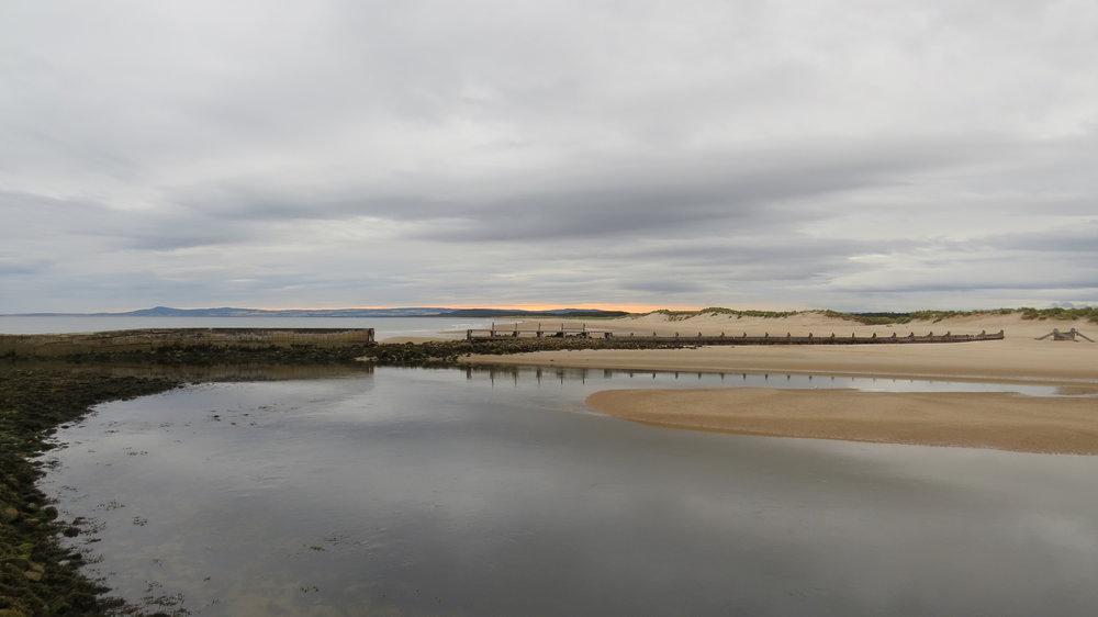 View from Lossiemouth