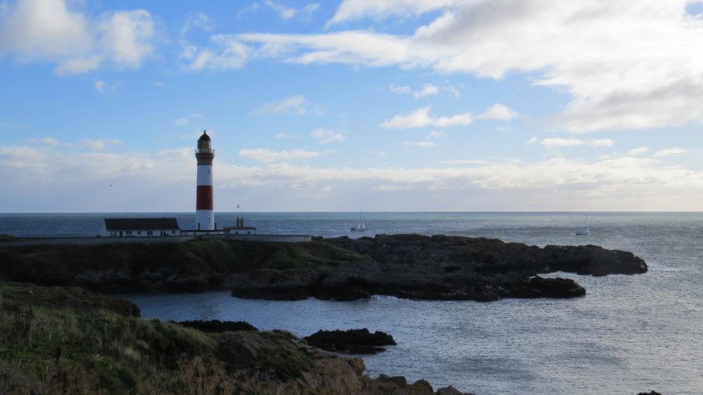 Boddam Lighthouse