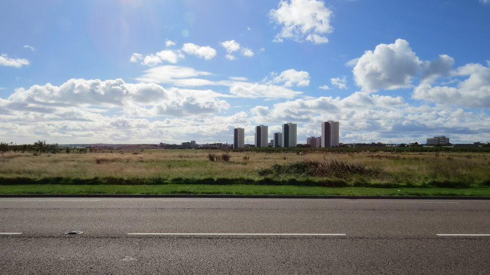 Aberdeen Approaching