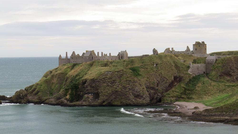 Dunnottar Castle I