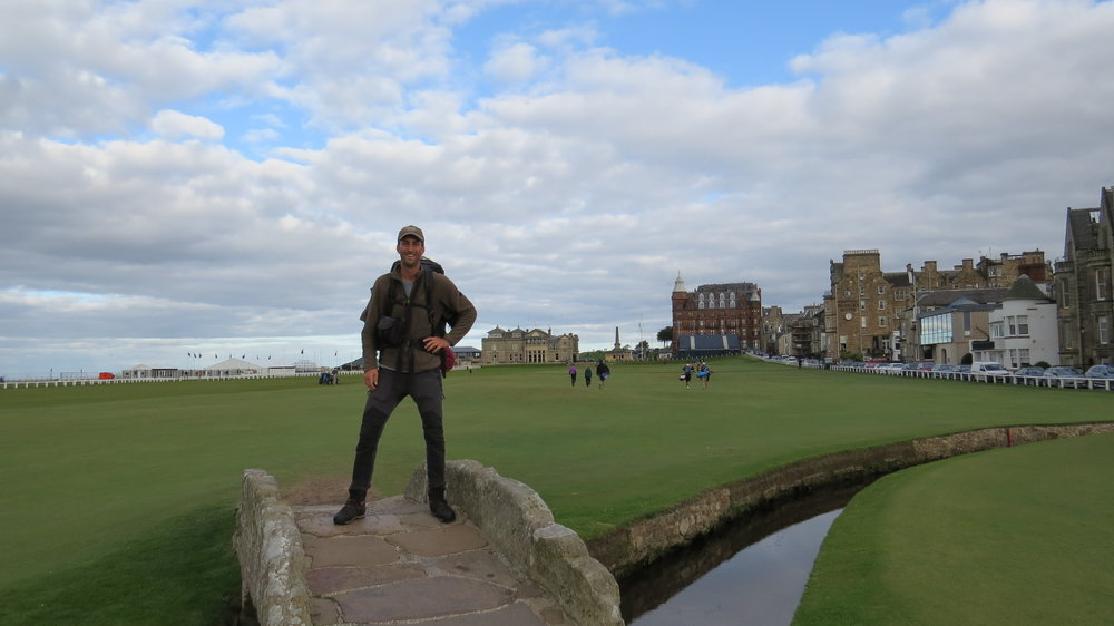 18th Hole St Andrews