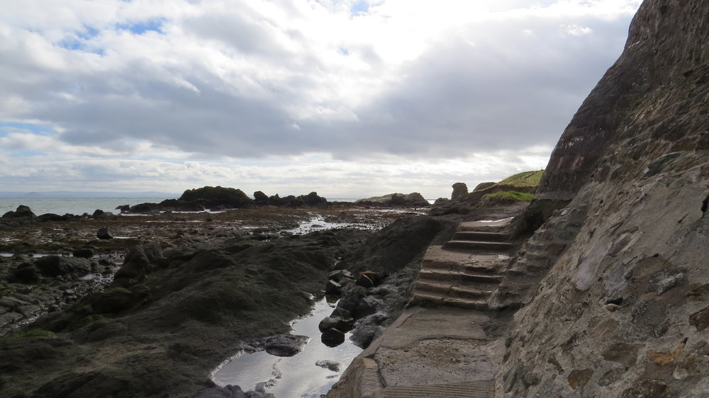 Path from St Monans