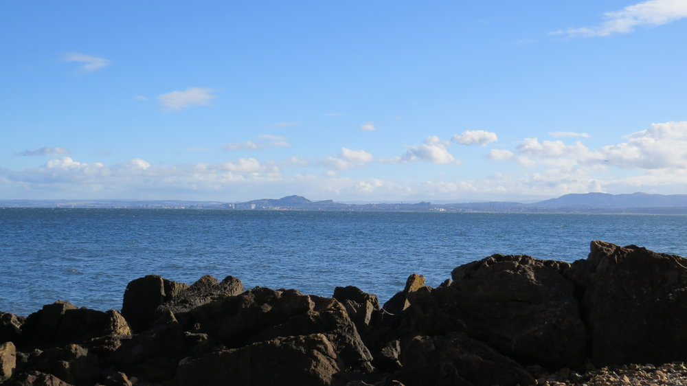 Edinburgh across the Water