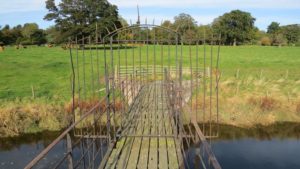 Bridge with Gate