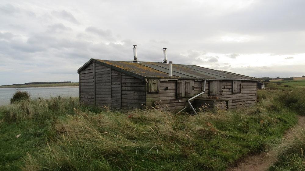 Decrepit Hut in Dunes