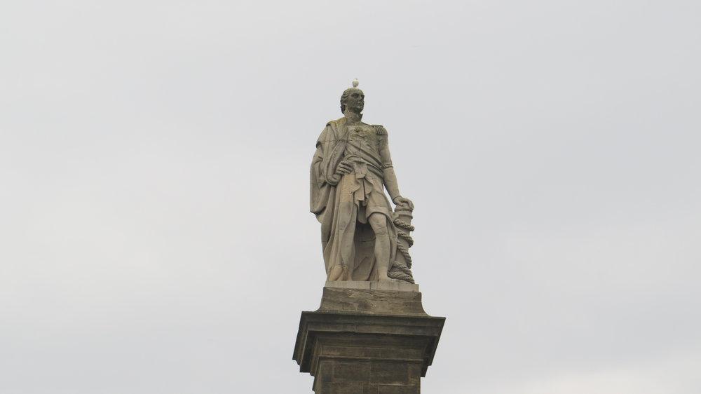 Collingwood Monument