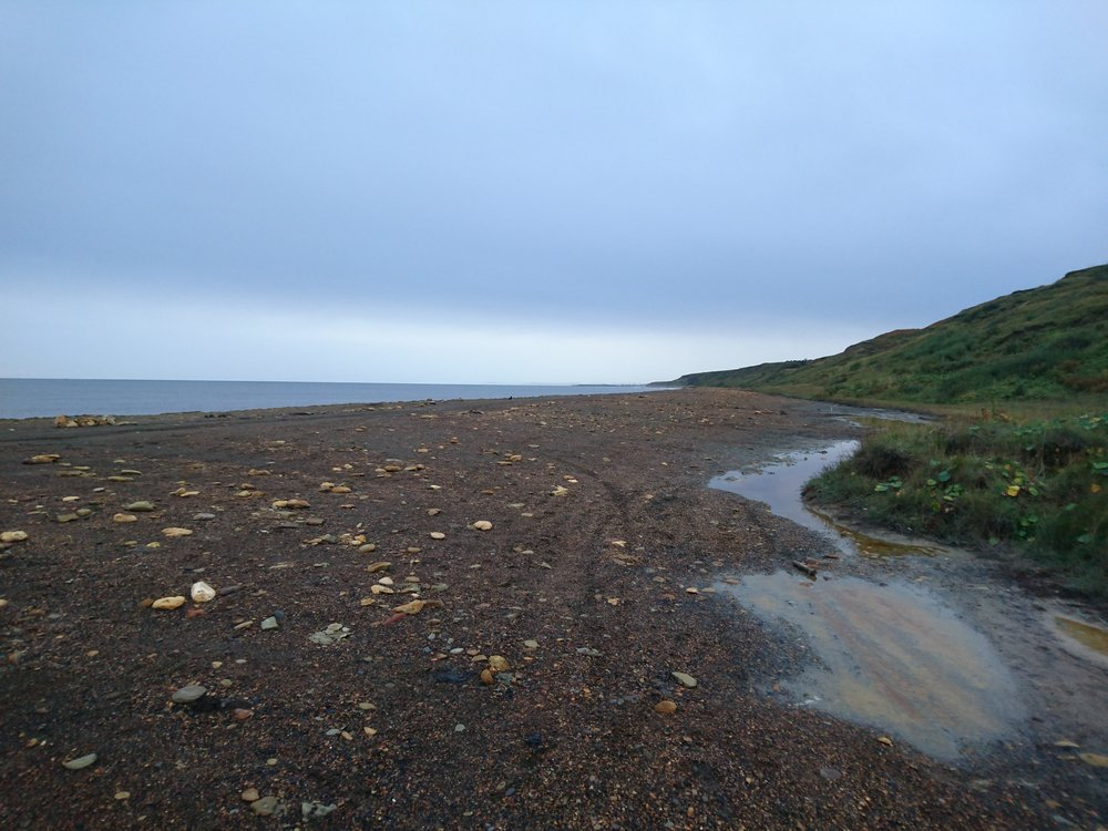 Beach in front of Horden I