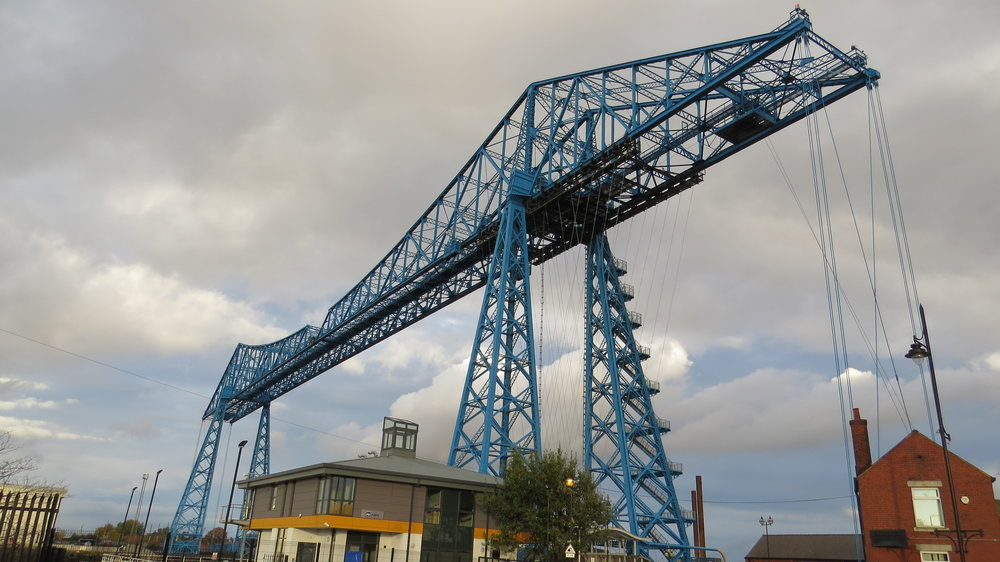 Transporter Bridge I